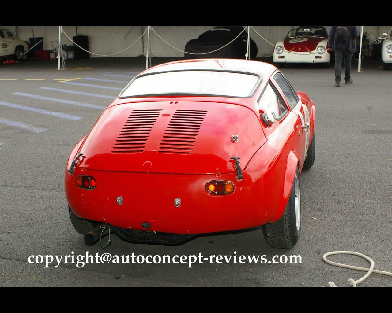 Abarth Simca 1300 Gt 1962
