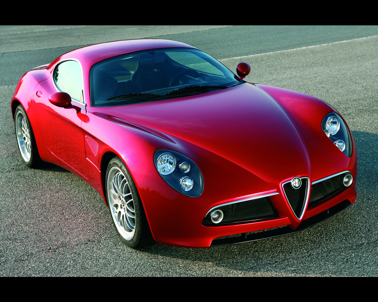 alfa romeo 8c competizione 2006. Black Bedroom Furniture Sets. Home Design Ideas