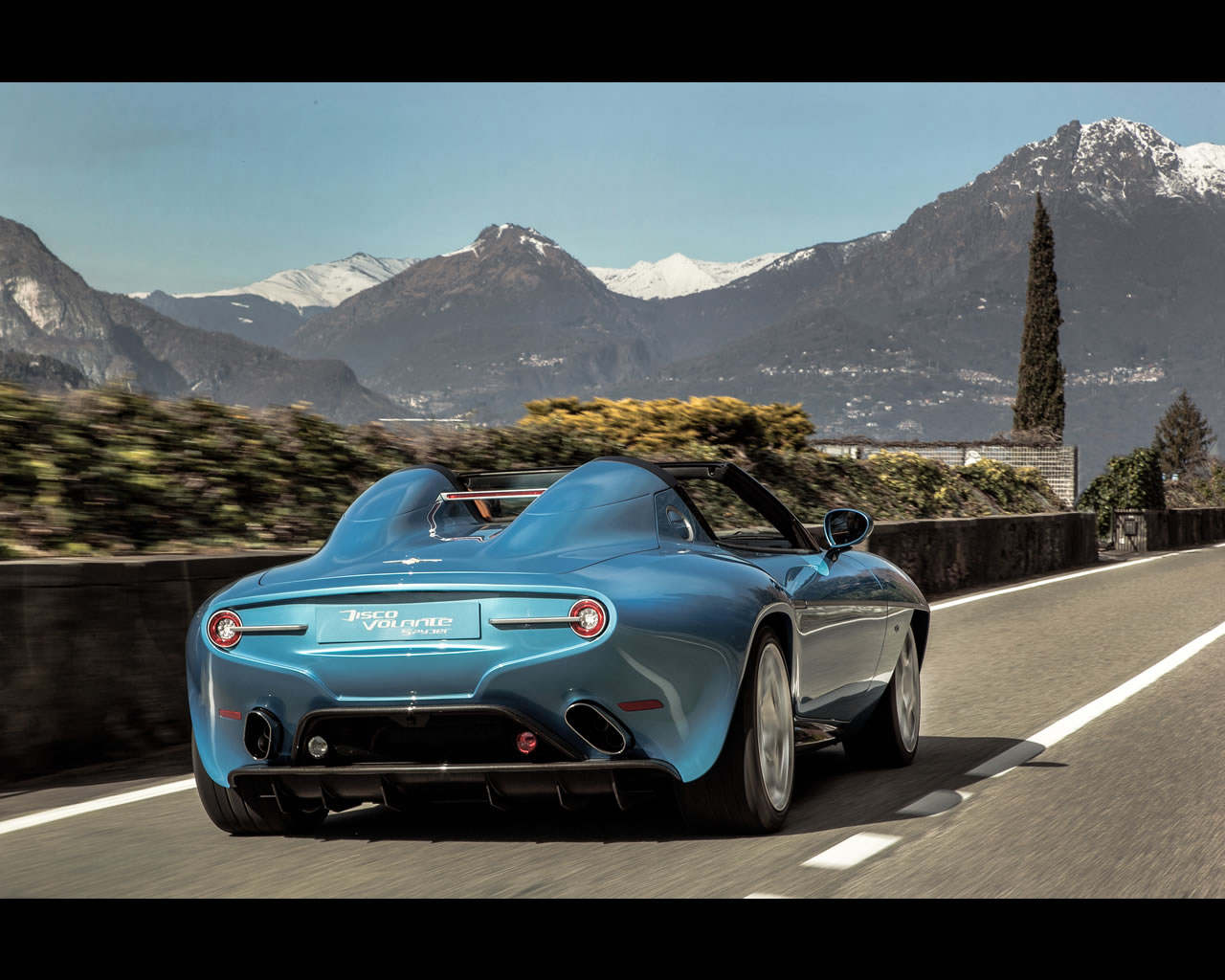 Touring Disco Volante >> Alfa Romeo Disco Volante Spyder Touring Superleggera 2016