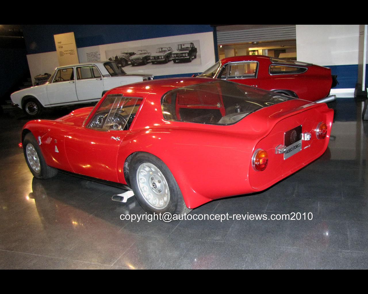 Alfa Romeo Giulia TZ2 Tubolare by Autodelta 19651966