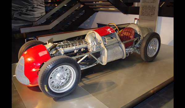 Alfa Romeo Grand Prix Tipo 159 Alfetta - 1951 World Champion