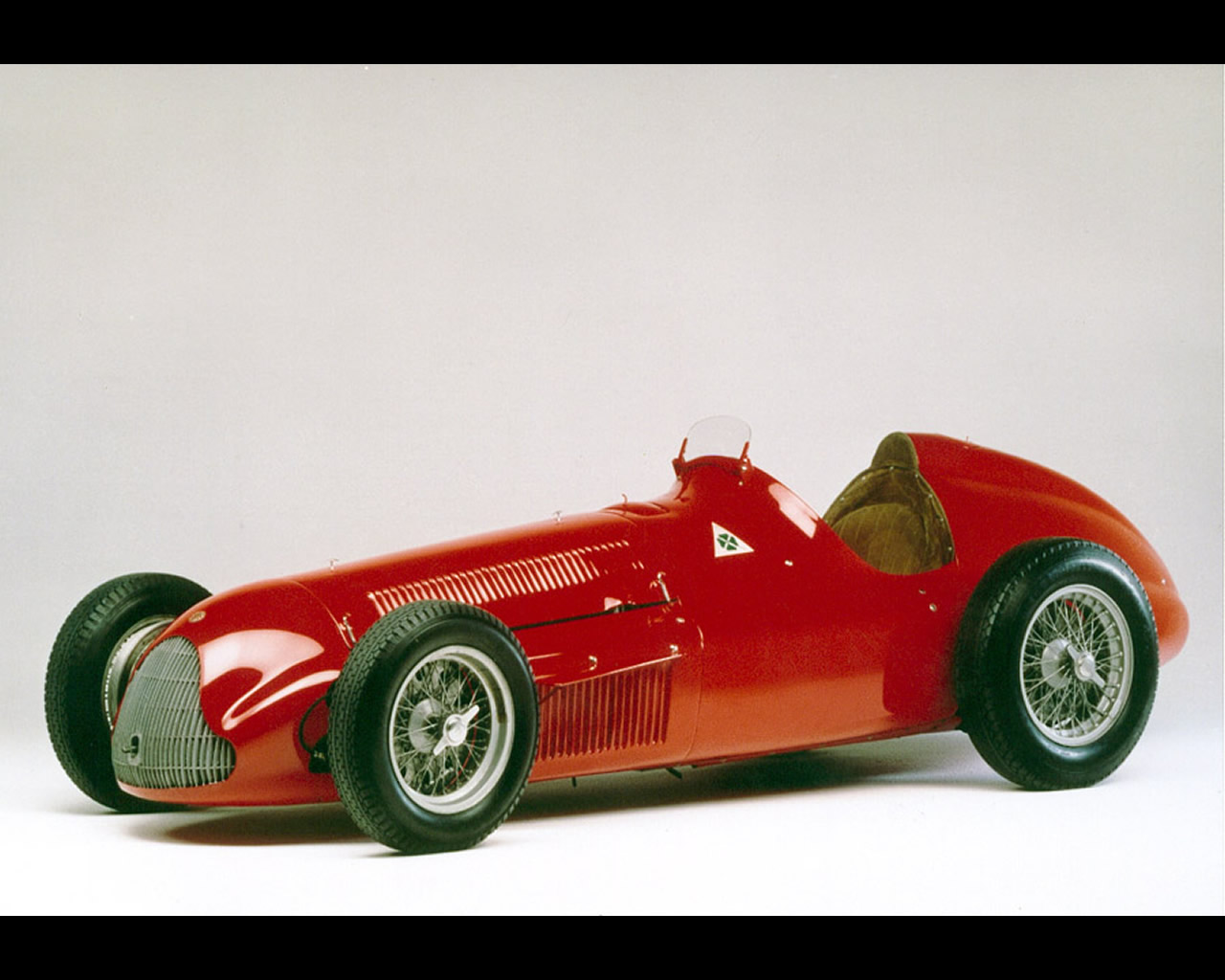alfa romeo grand prix tipo 159 alfetta 1951 world champion. Black Bedroom Furniture Sets. Home Design Ideas