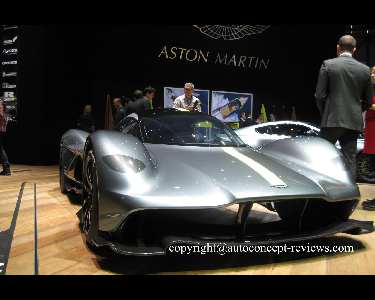 Aston Martin Hybrid Valkyrie 2020 Specification Unveiling