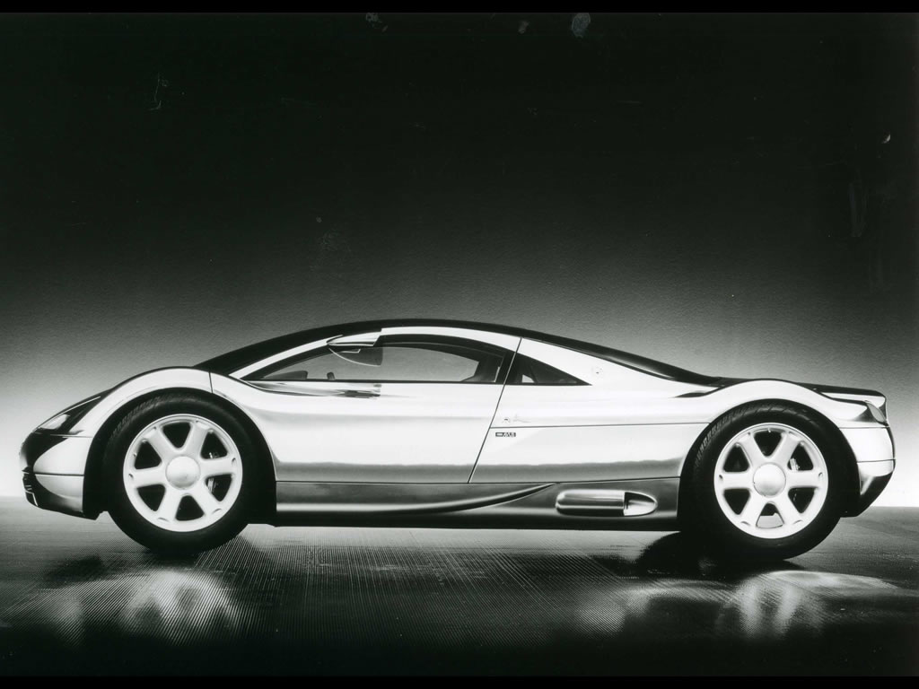 audi avus quattro w12 aluminum concept car 1991. Black Bedroom Furniture Sets. Home Design Ideas