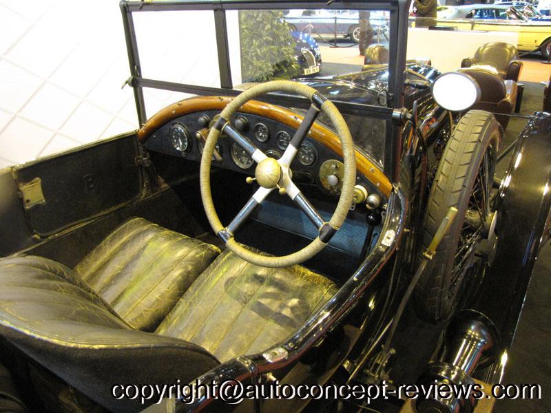 Bentley 3 Litre 1921 1927 Le Mans Winner 1924 1927