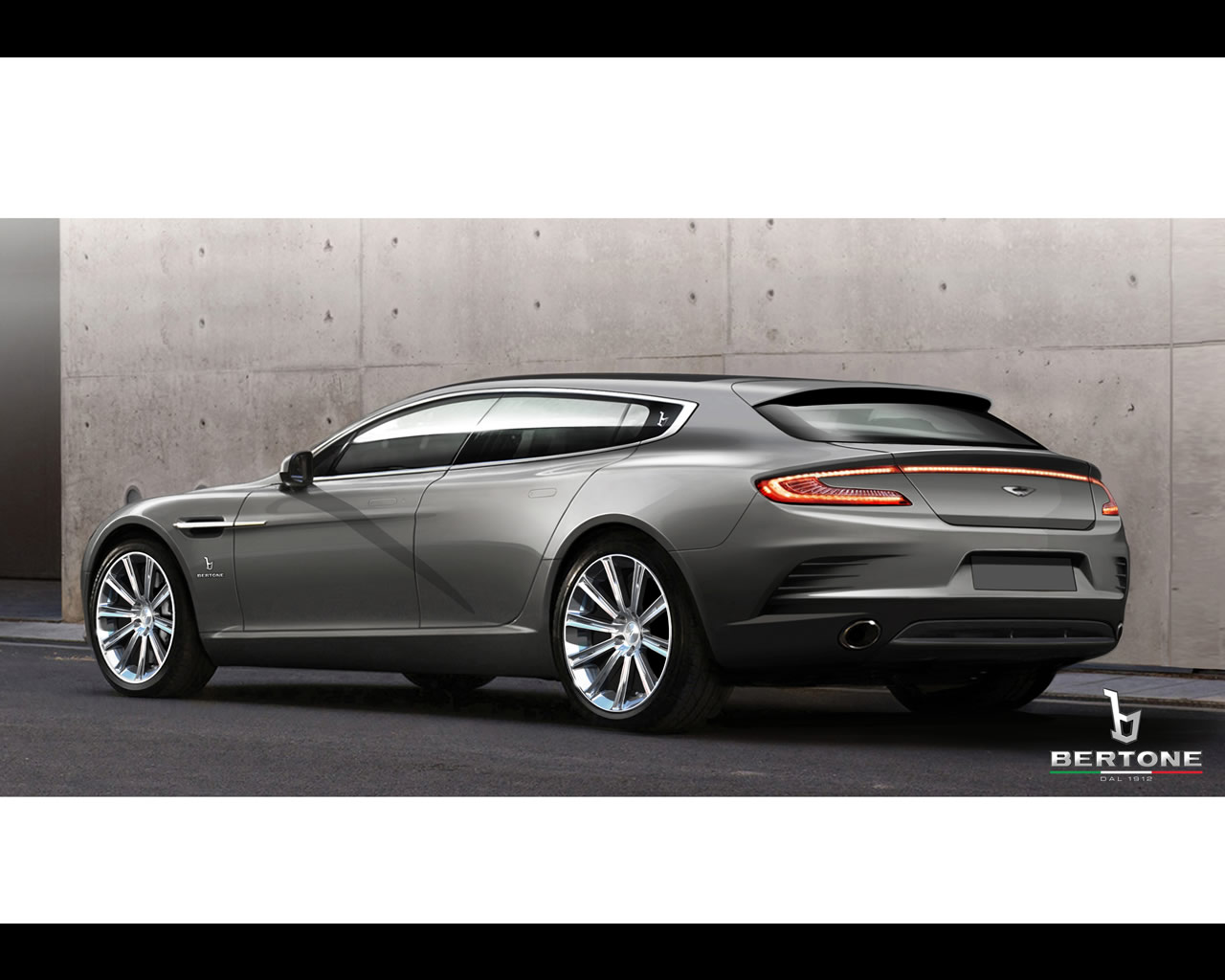 aston martin rapide bertone shooting break 2013. Black Bedroom Furniture Sets. Home Design Ideas