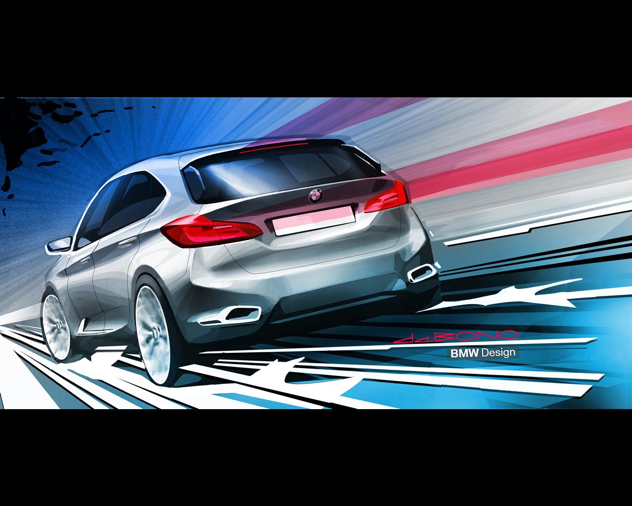 BMW Active Tourer Plug-in Hybrid Concept 2012