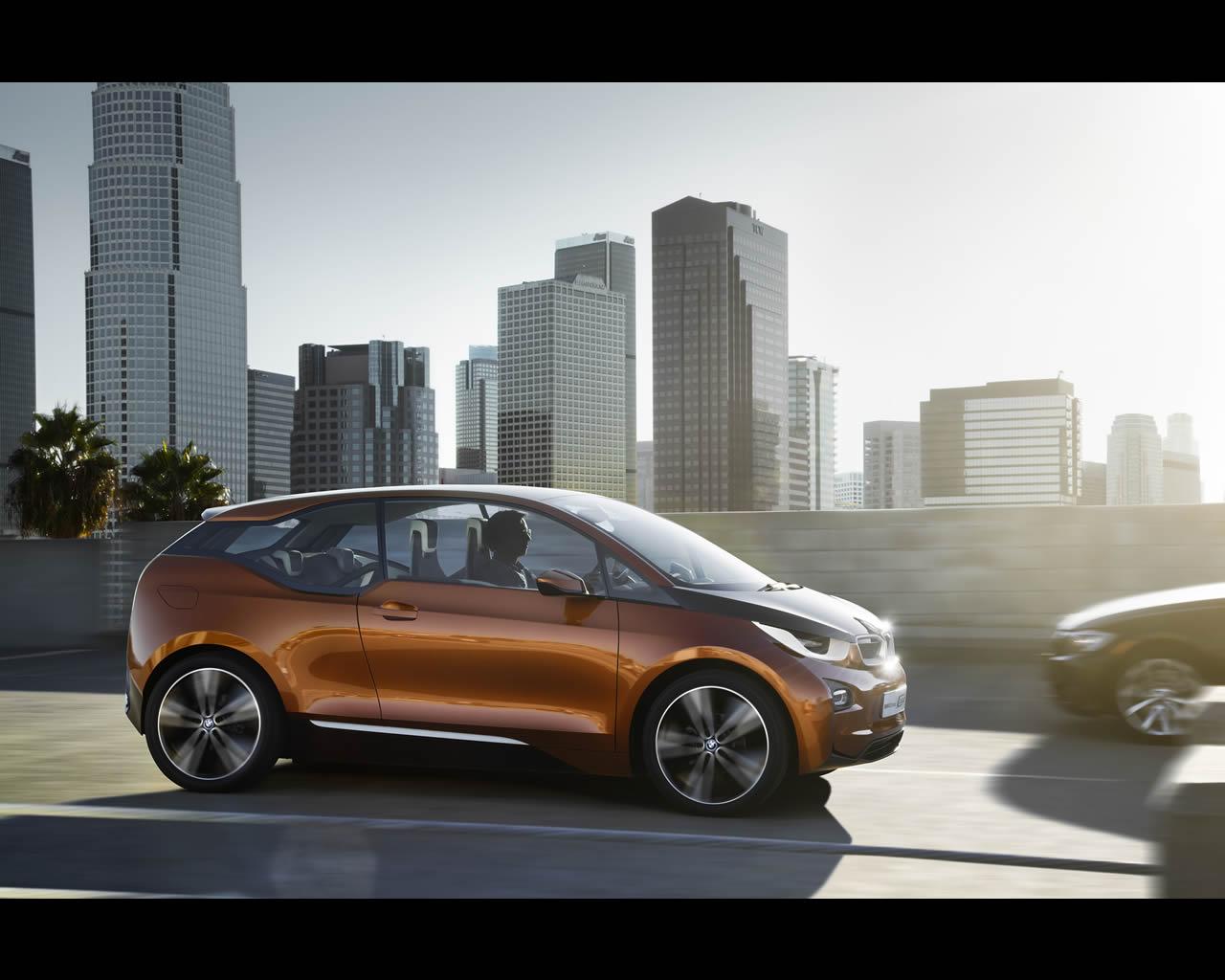 i3 Electric Coupé Concept 2012