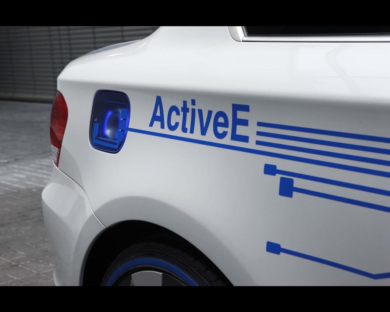 BMW 1 Series ActiveE Electric propulsion Concept 2010