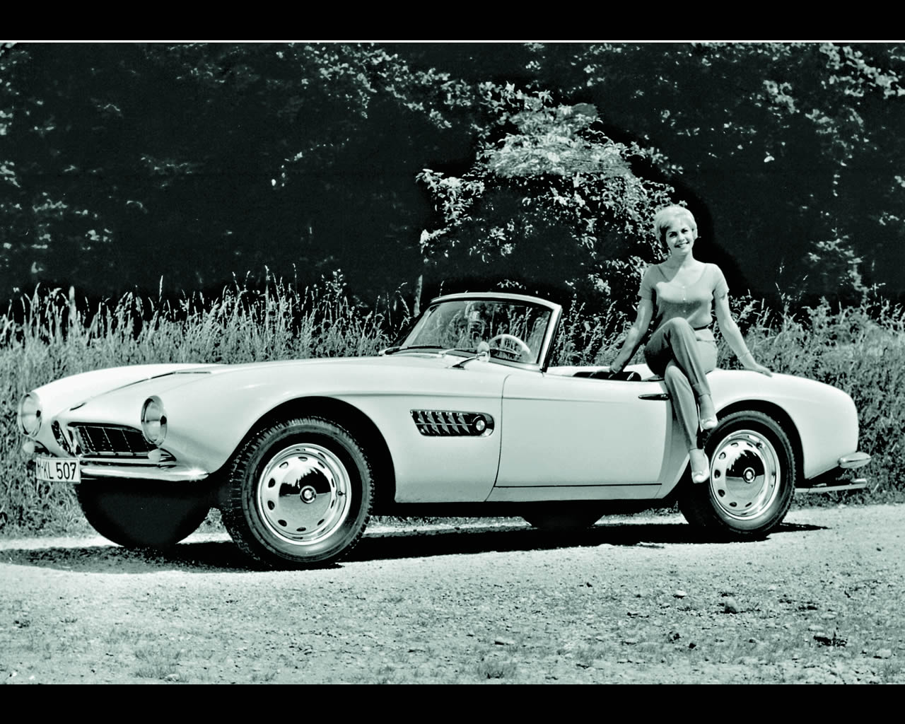 Bmw 507 Roadster 1956 1959