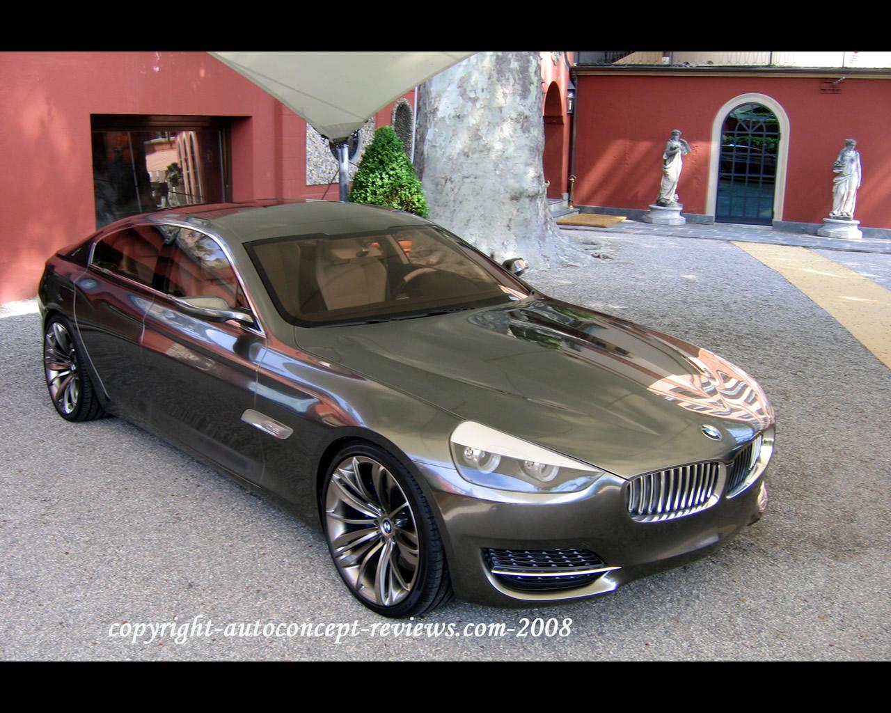 Bmw concept cs 2007 bmw concept cs 2007