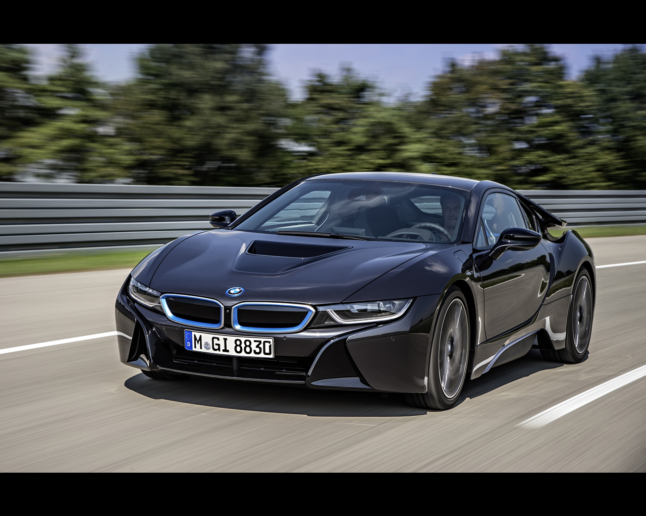 bmw i8 plug in hybrid sports car 2013. Black Bedroom Furniture Sets. Home Design Ideas