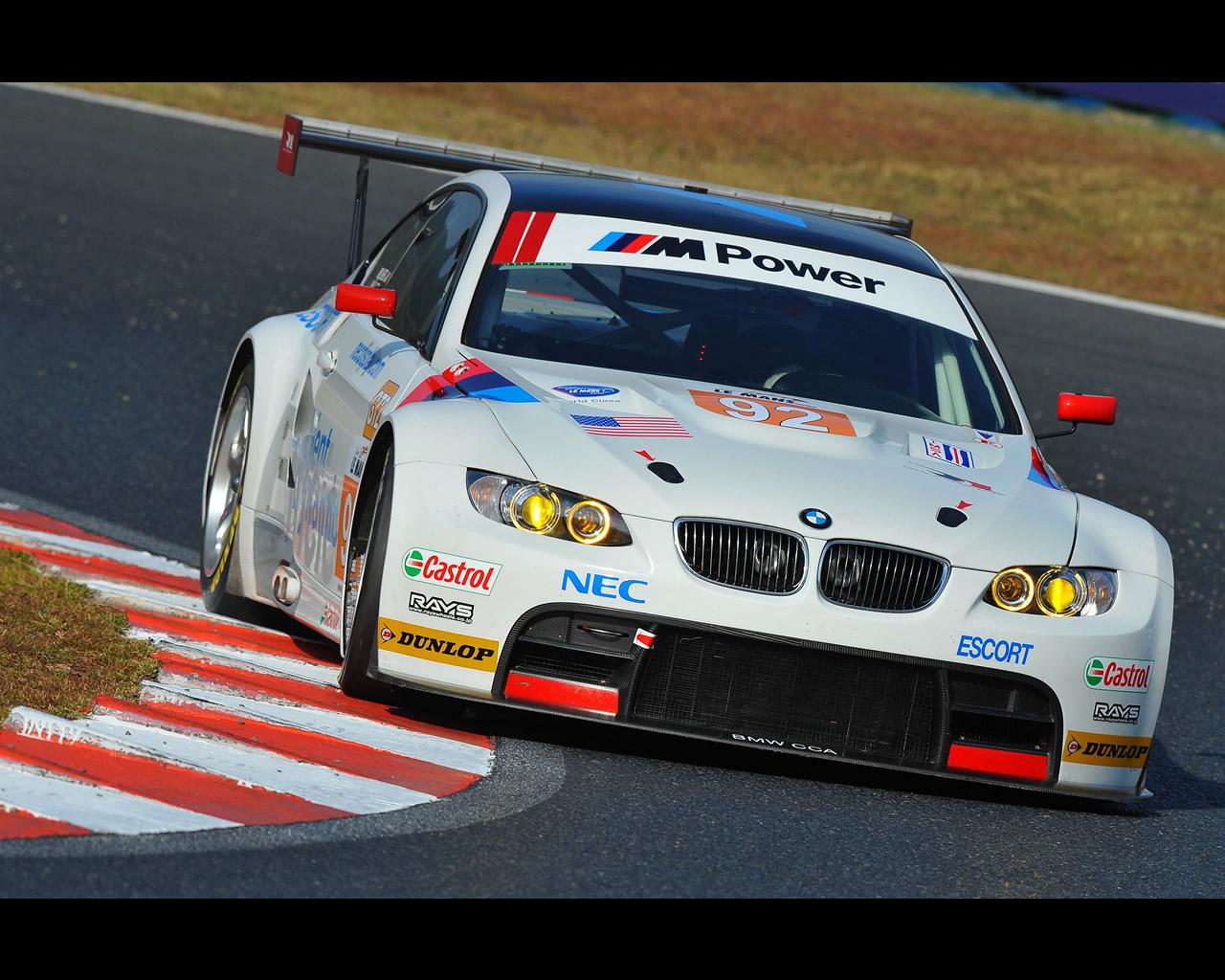 BMW M3 GT2 2008 - 2010