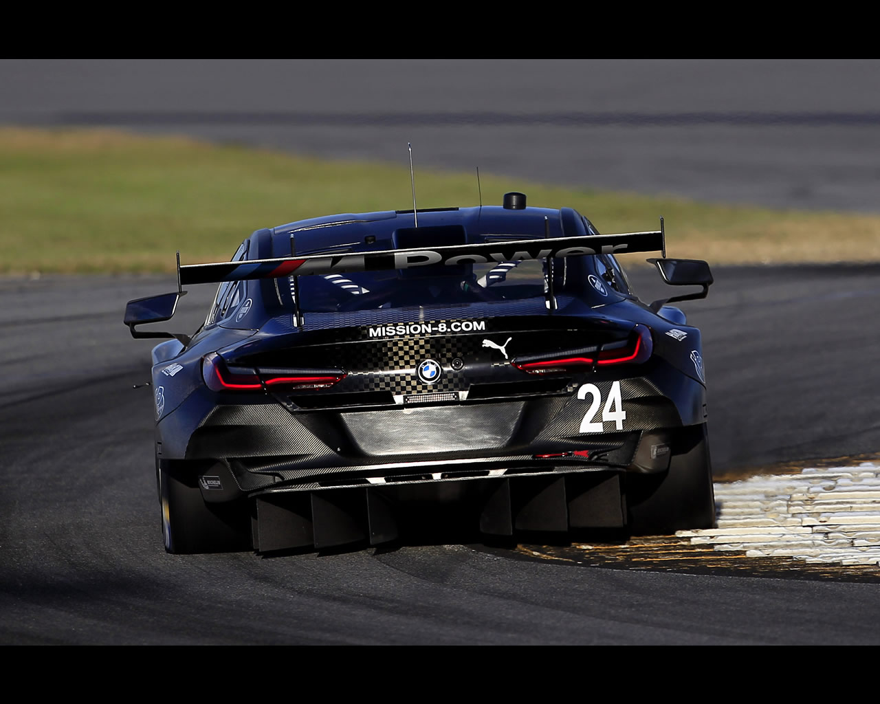 Bmw M8 Gte And Imsa Gtlm For 2018 Season