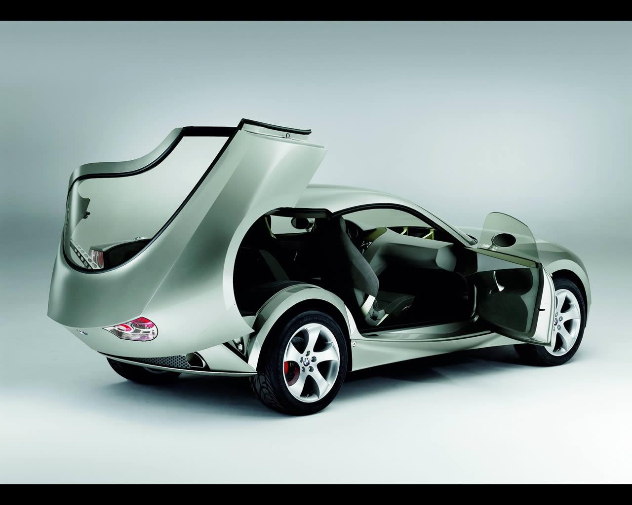 Wallpapers : BMW X Coupé Concept Vehicle 2001