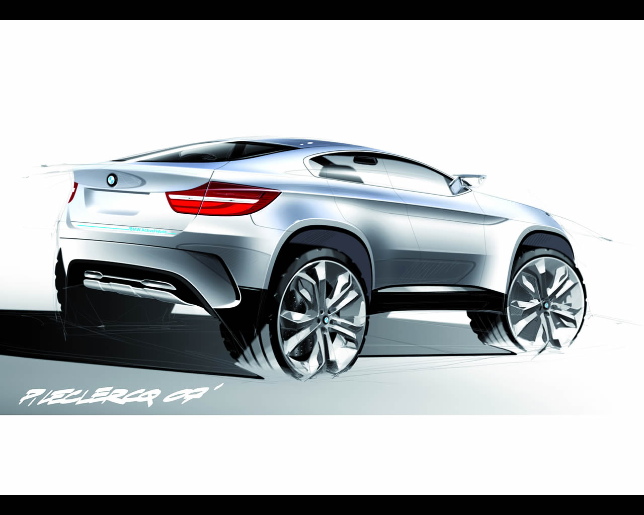 X6 Sport Activity Coupé Concept 2007