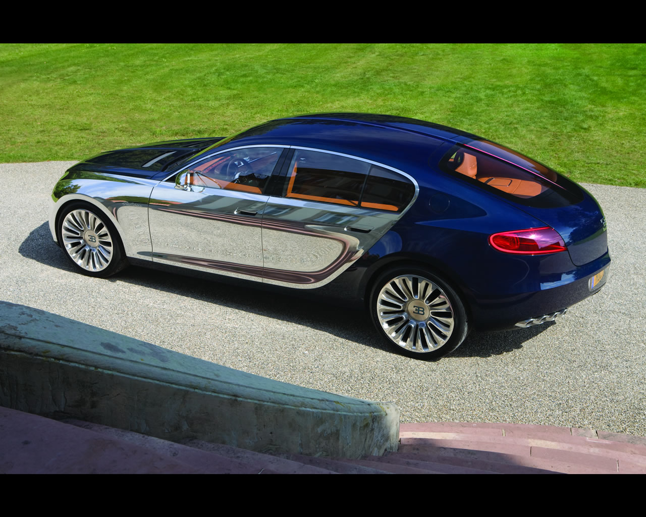 bugatti 16c galibier concept 2009. Black Bedroom Furniture Sets. Home Design Ideas