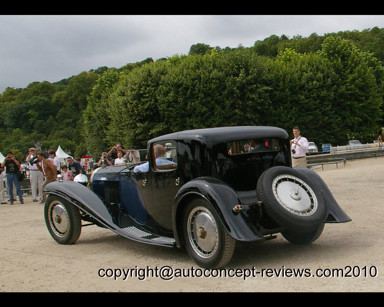 royale coupé napoleon 1927