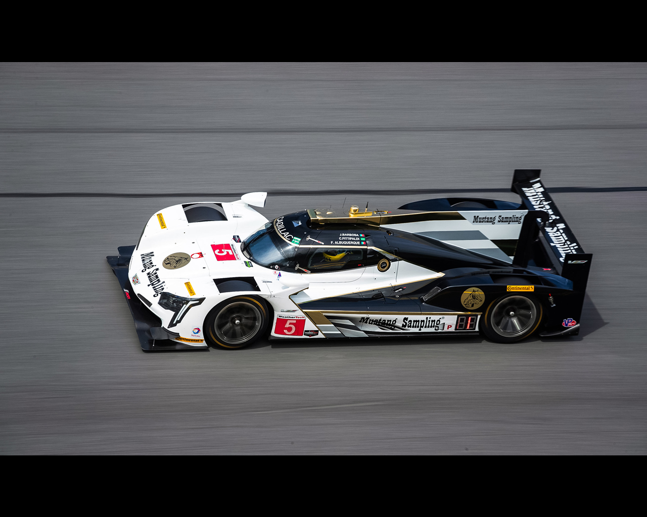 Cadillac DPi-V.R. win 1st 2nd 6th at 2017 IMSA Daytona 24 ...