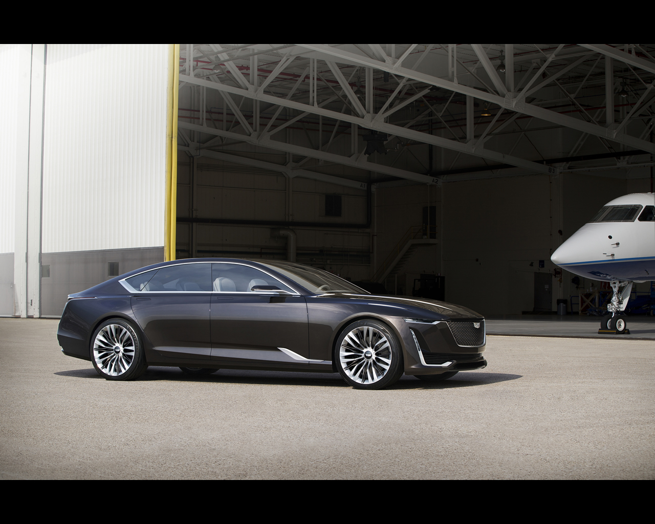 cadillac escala concept 2016. Cars Review. Best American Auto & Cars Review