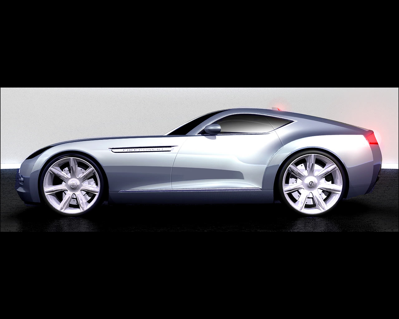 2005 Chrysler Firepower Concept - Car Pictures, Photos, Spy Shoot ...