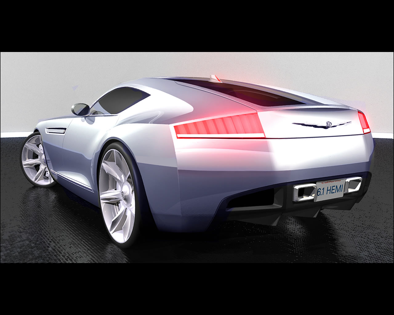 Chrysler Firepower Concept  pictures information specs