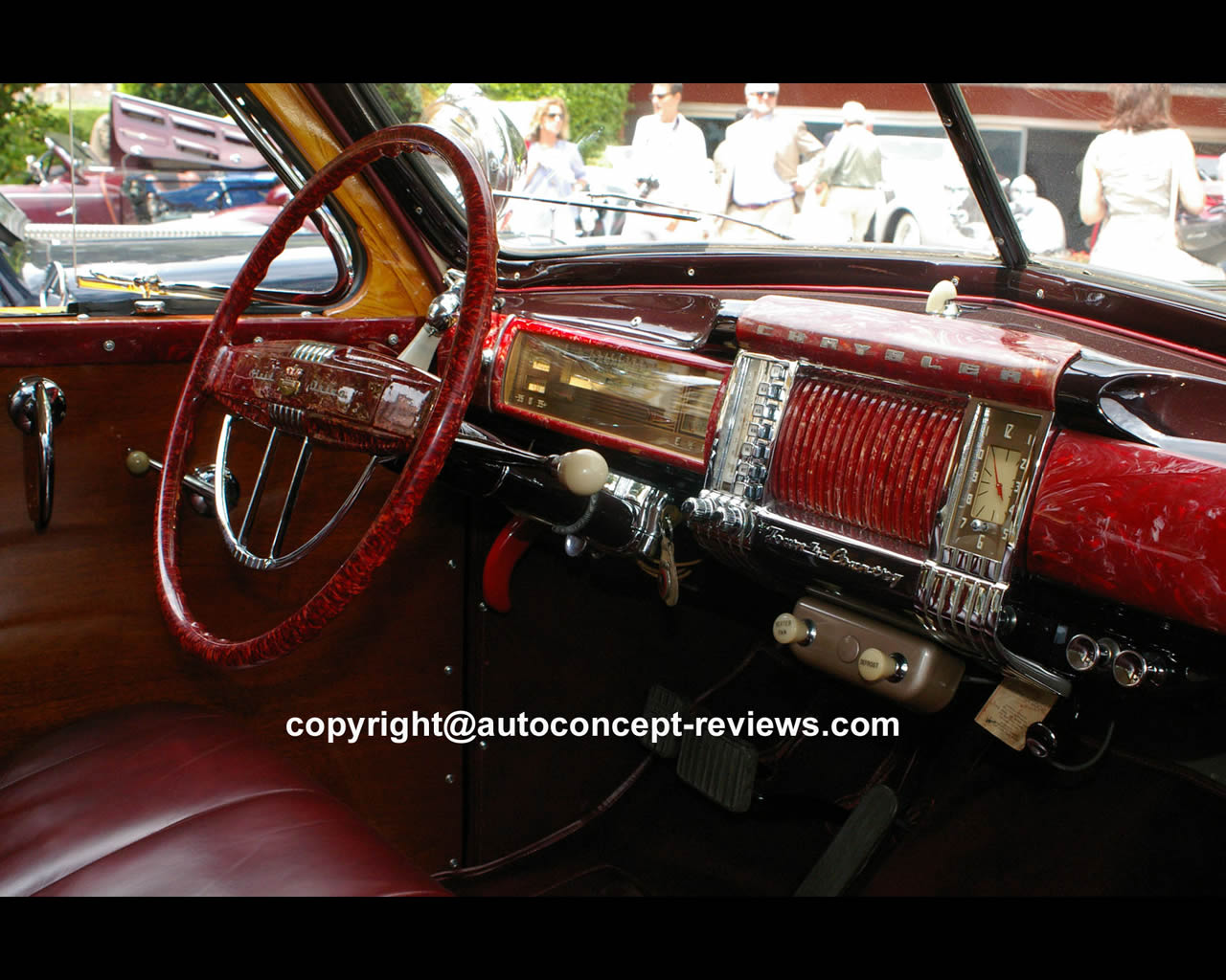 wallpapers of the Chrysler Town & Country Station Wagon 1941 (click on ...
