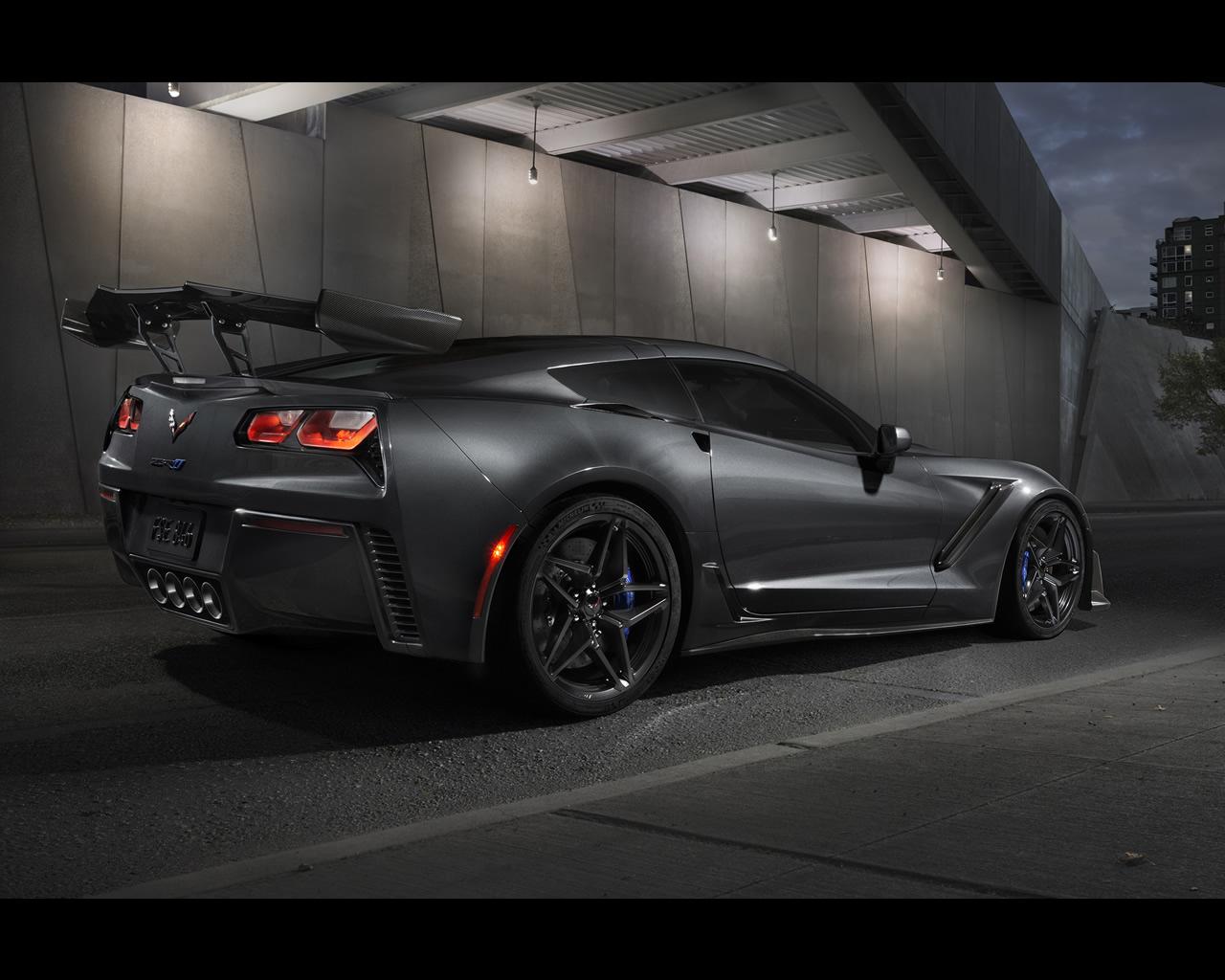 Corvette C7 755 hp ZR1 2019