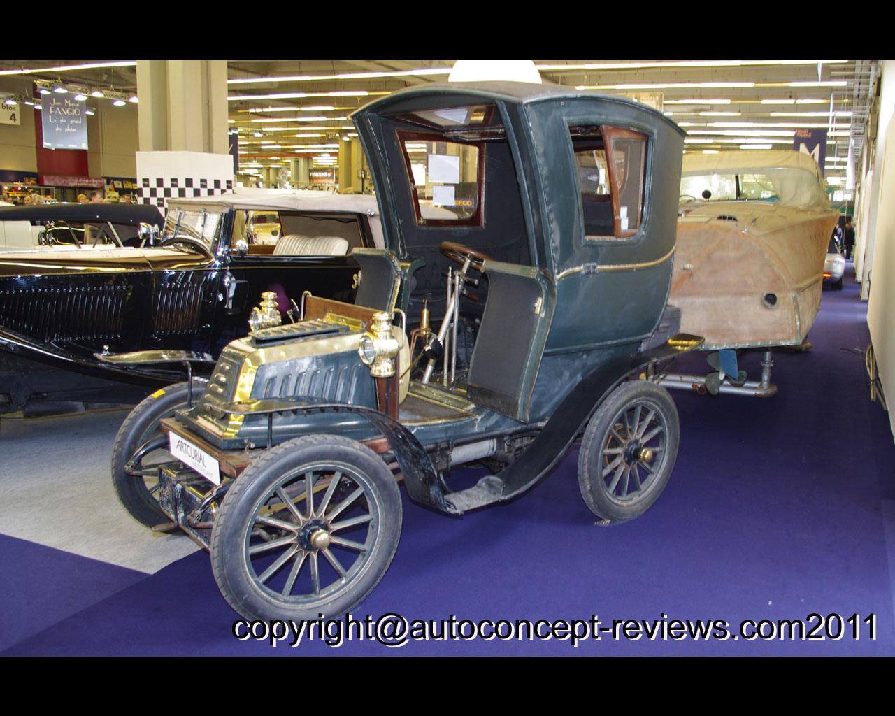 De Dion Bouton Type K1...