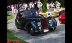 Delage D8 120S with body by Pourtout 1938