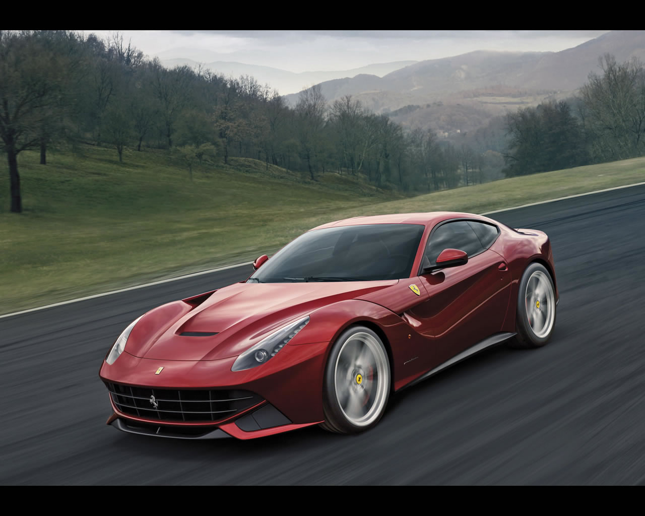Ferrari F12 Berlinetta 2012 - Pininfarina : Specifications