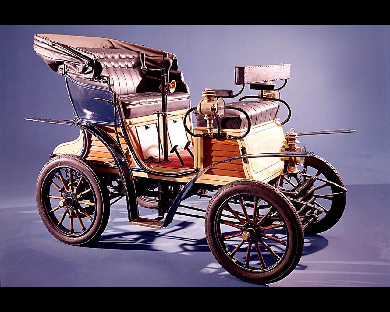 Fiat 3 5 Hp 4 Hp 1899 1900 The First Fiat