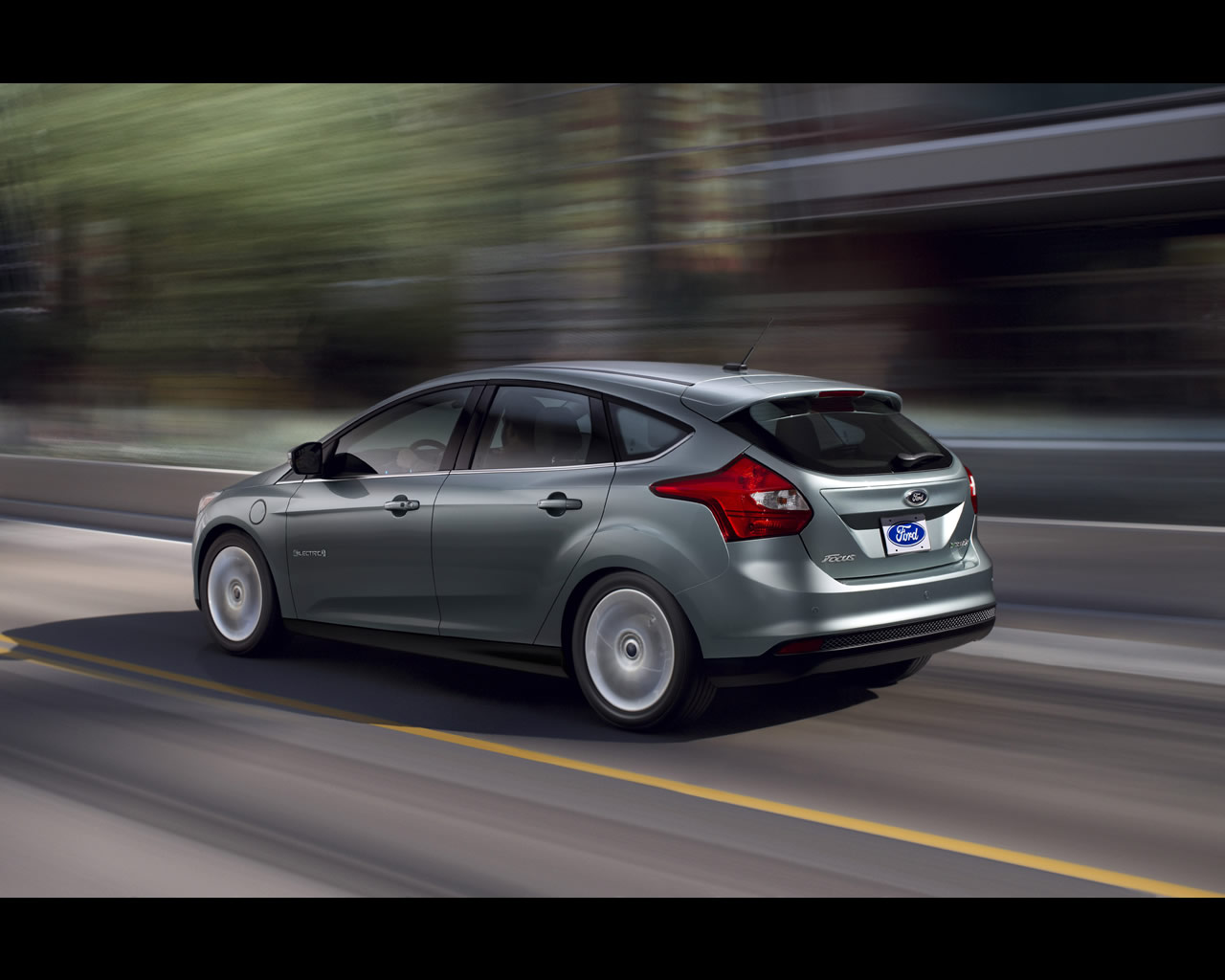 Ford Focus Electric Vehicle 2011
