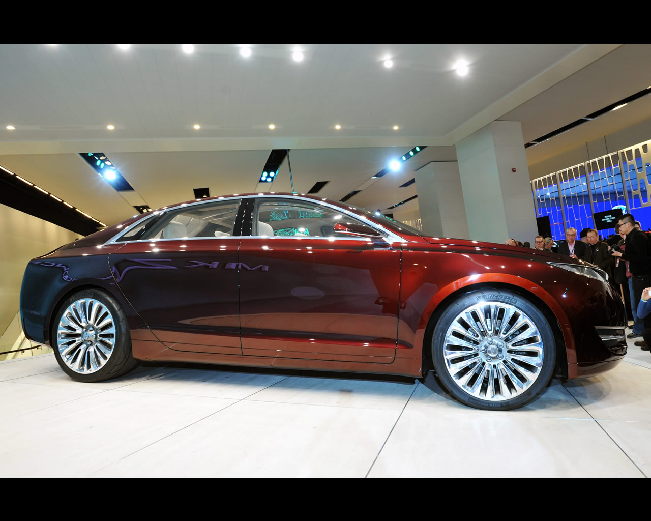 Ford Group - Lincoln MKZ Concept 2012