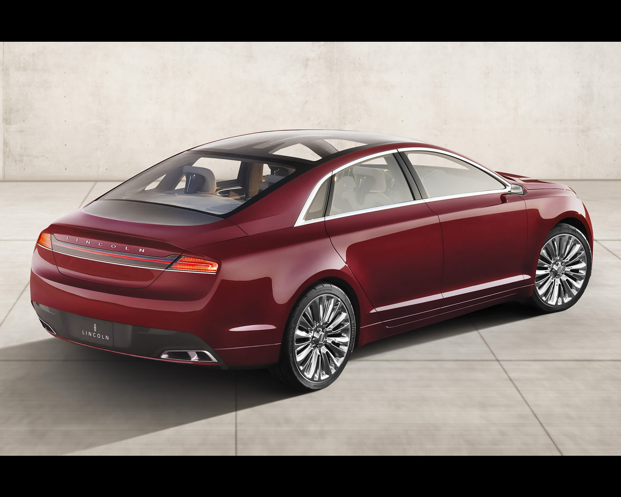 Ford Lincoln Mkz Concept