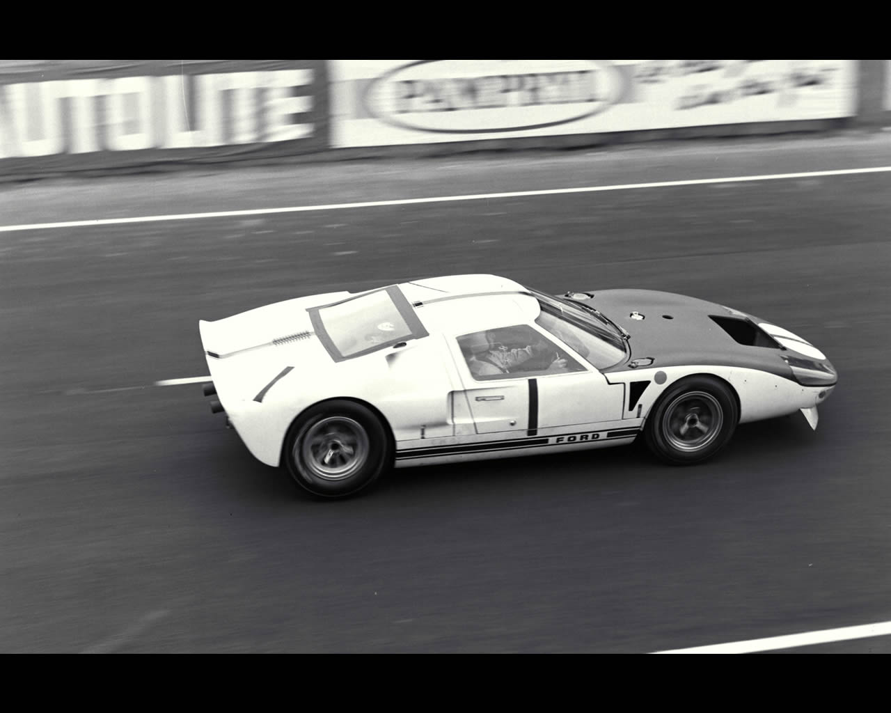 Ford Gt And Gt Mkii