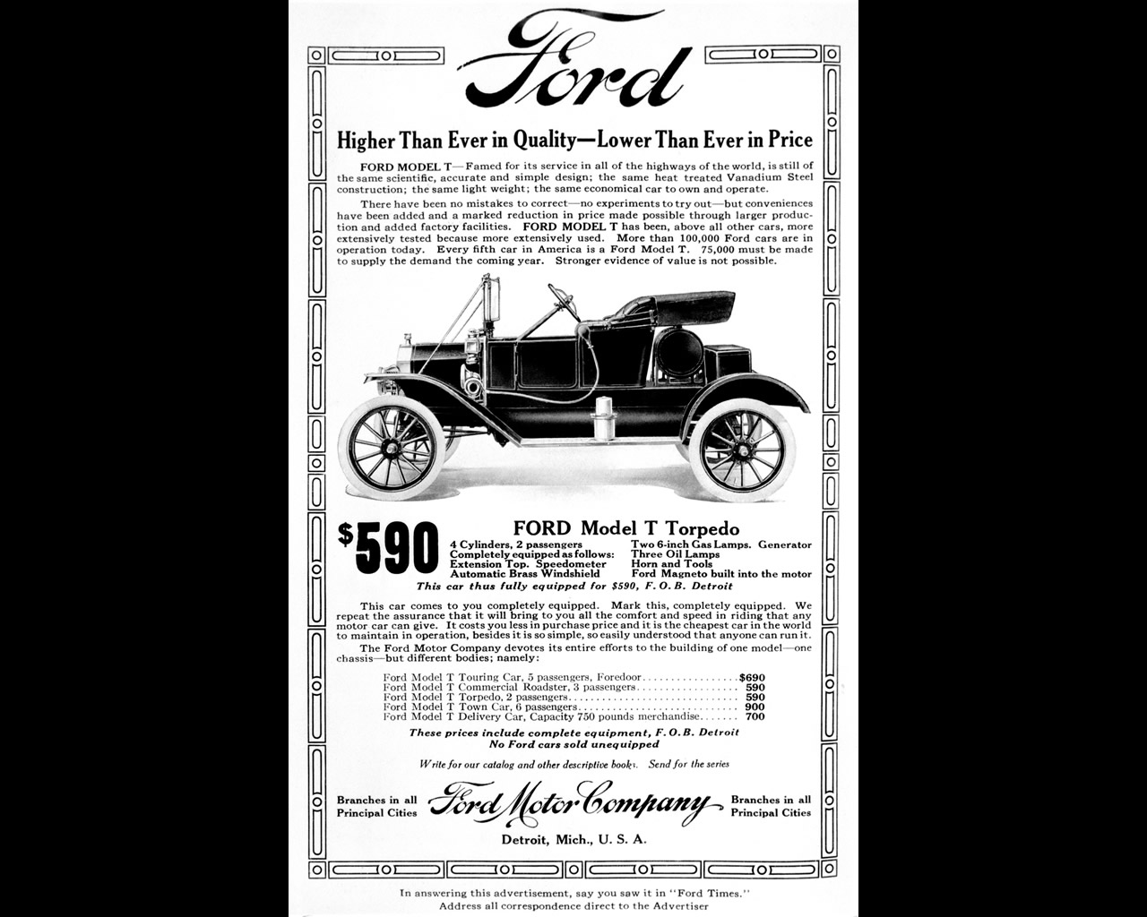 Ford Model T 1908 1925 15