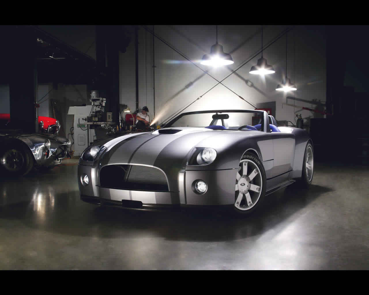 Ford shelby cobra concept ford shelby cobra concept