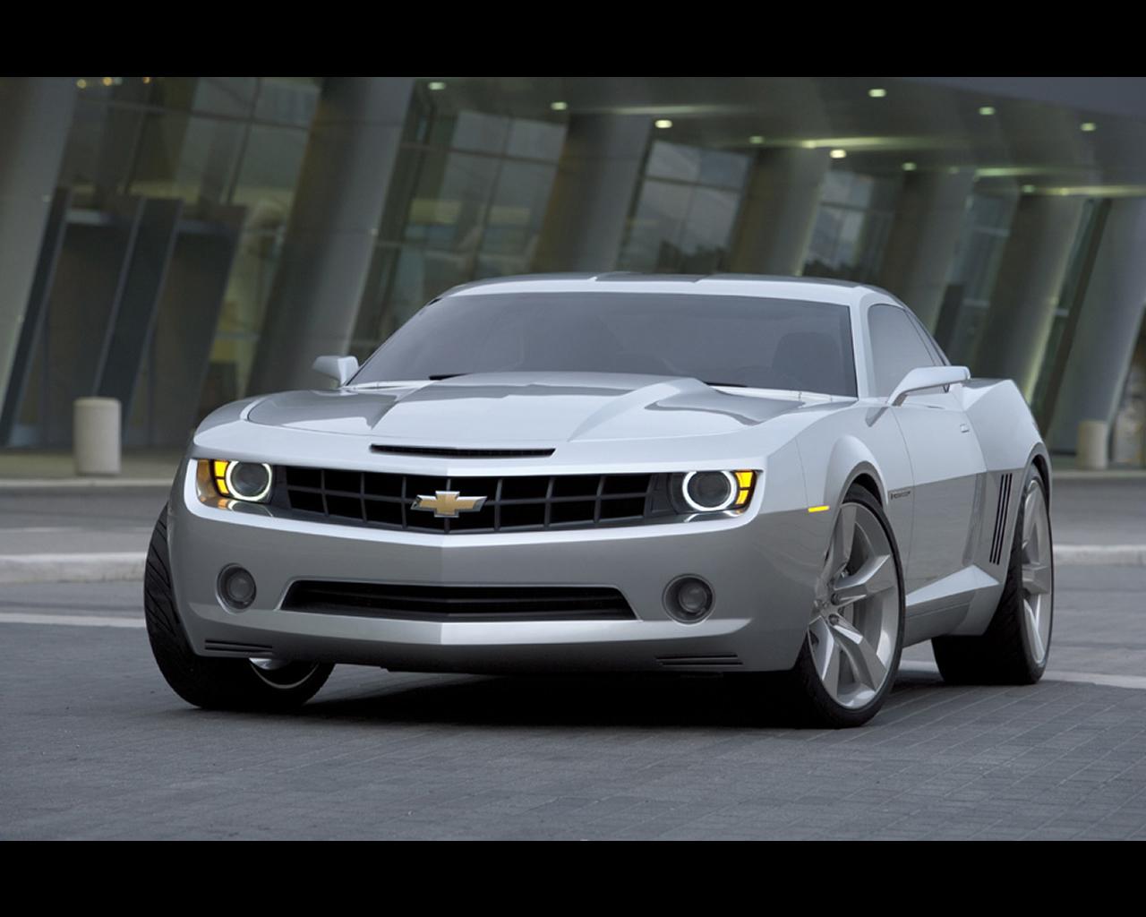 General Motors Chevrolet Camaro Concept 2006