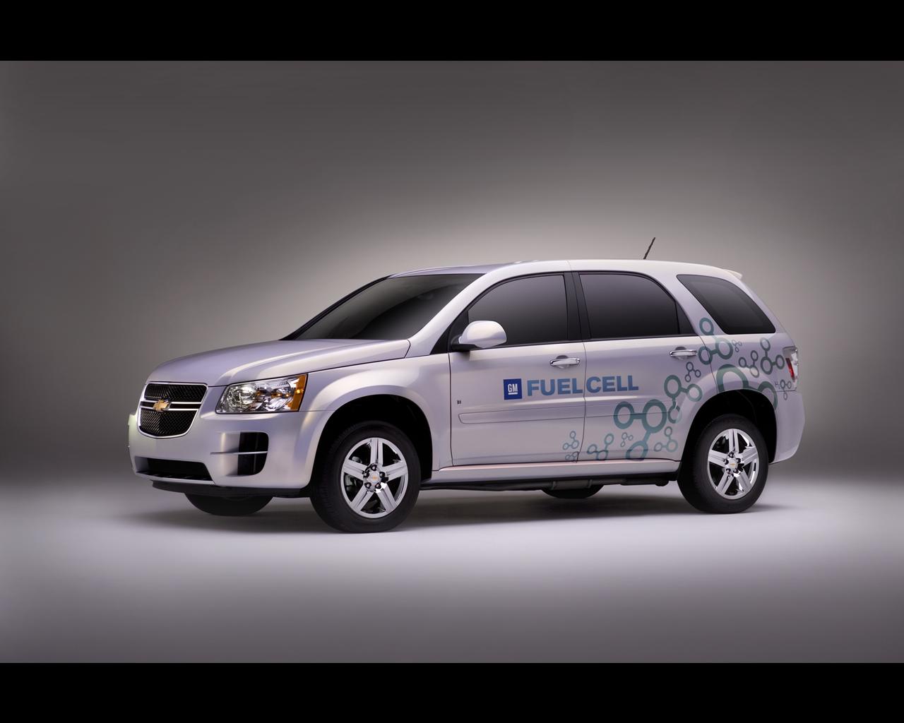 General Motors Hydrogen4 Chevrolet Hydrogen Fuel Cell