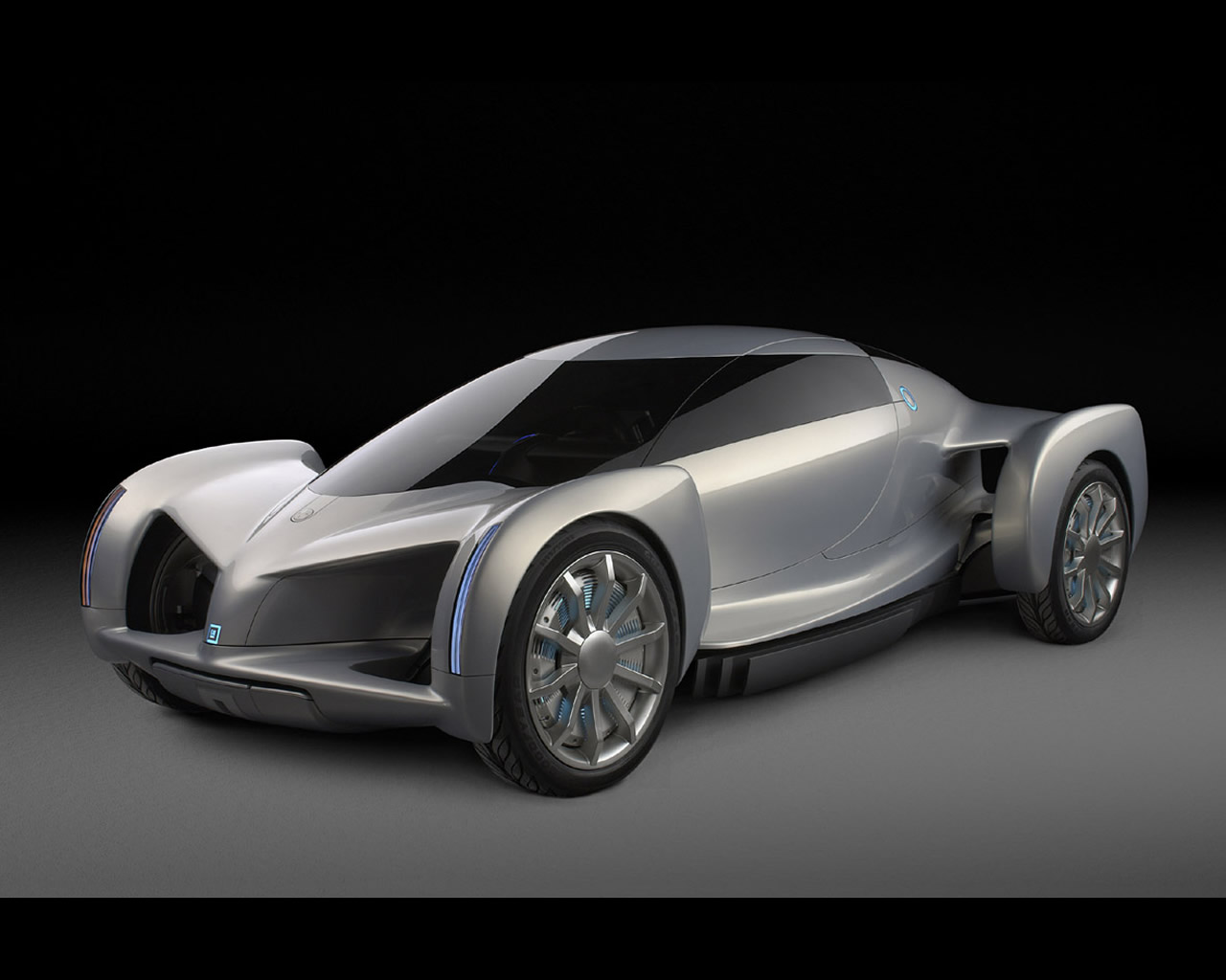 General Motors Autonomy Concept 2002