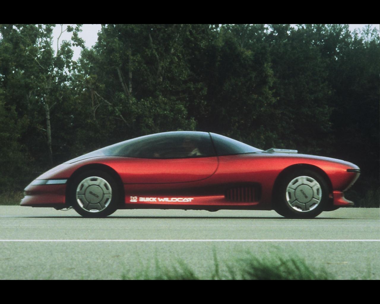 Buick Wildcat Concept 1986