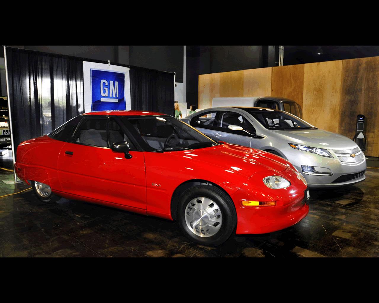 General Motors Ev1 1996 2
