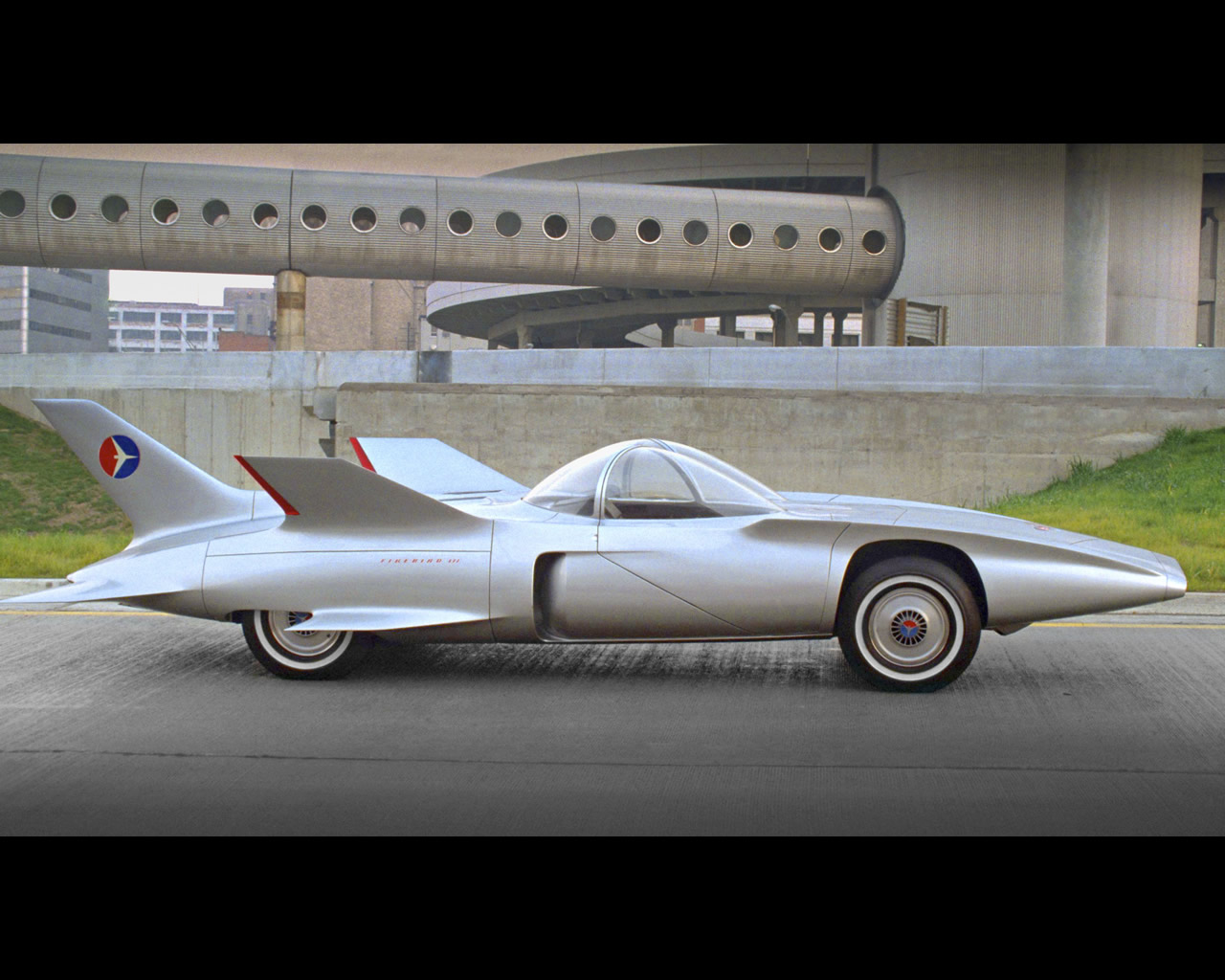 GM Firebird III 1958