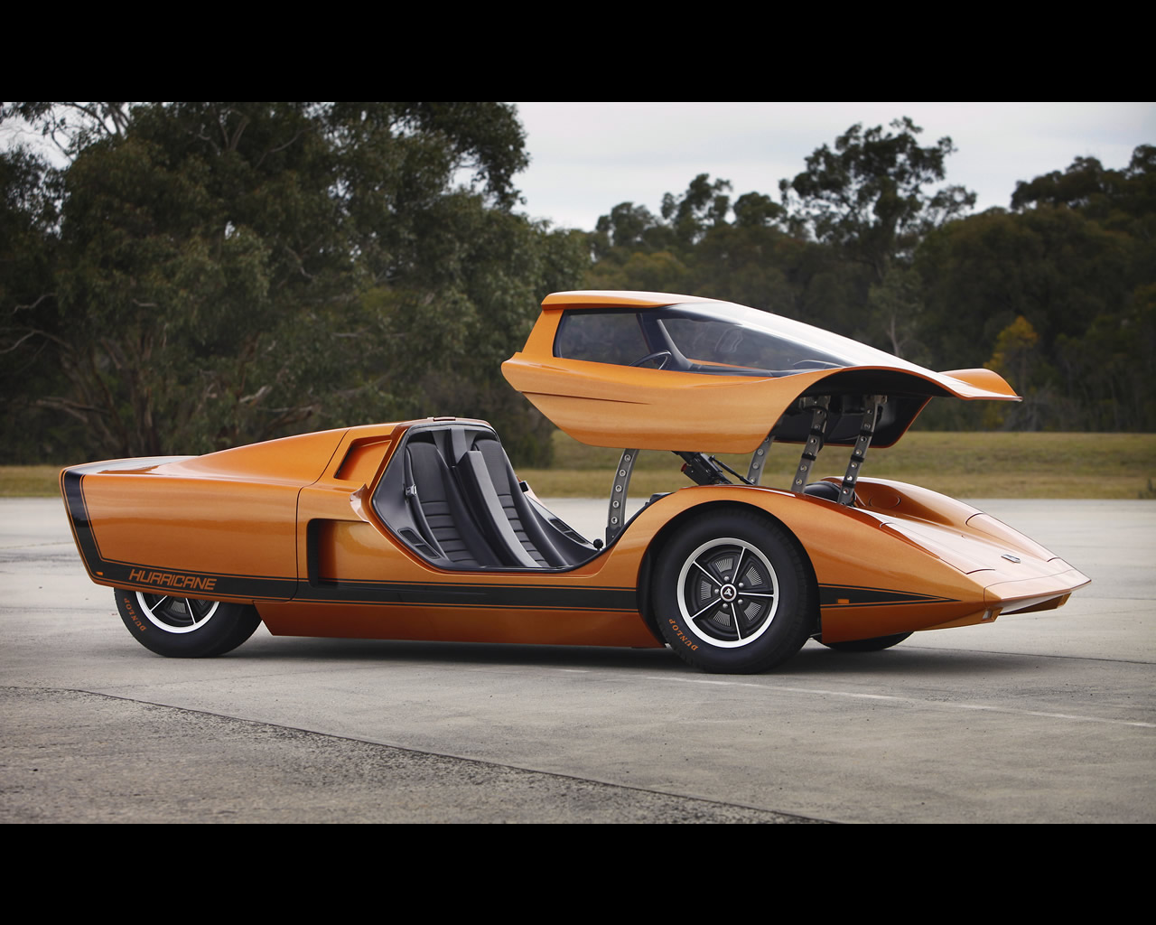 holden hurricane concept car 1969