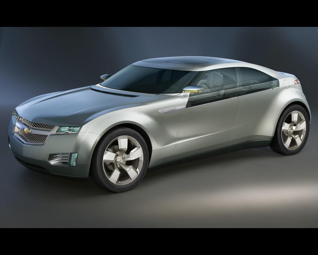 General Motors Chevrolet Volt Concept 2007