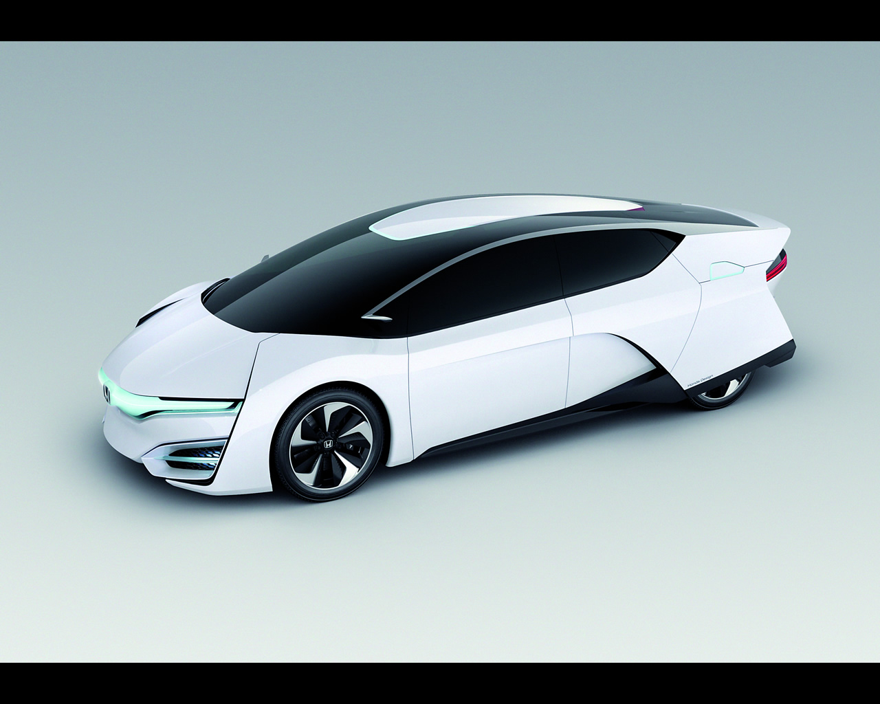 Honda Fcv Hydrogen Fuel Cell Vehicle Design Study For 2015 Fuelcell Flow Diagram Click On The Image To Enlarge Electric