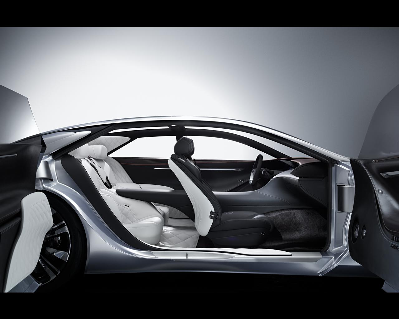 2014 Infiniti Concept Car