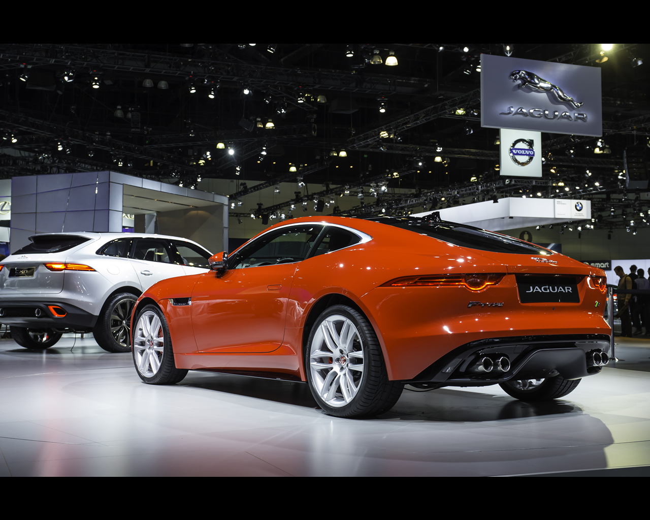 wallpapers jaguar f type coup 2014 click on image to enlarge. Cars Review. Best American Auto & Cars Review