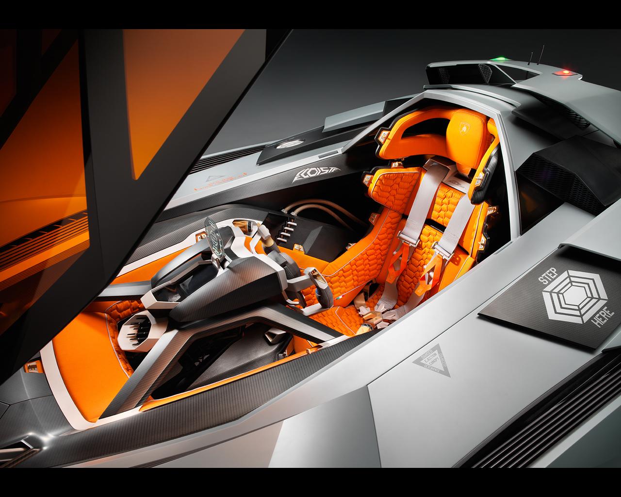 Lamborghini Concept 2013 Egoista Lamborghini Egoista Fi...